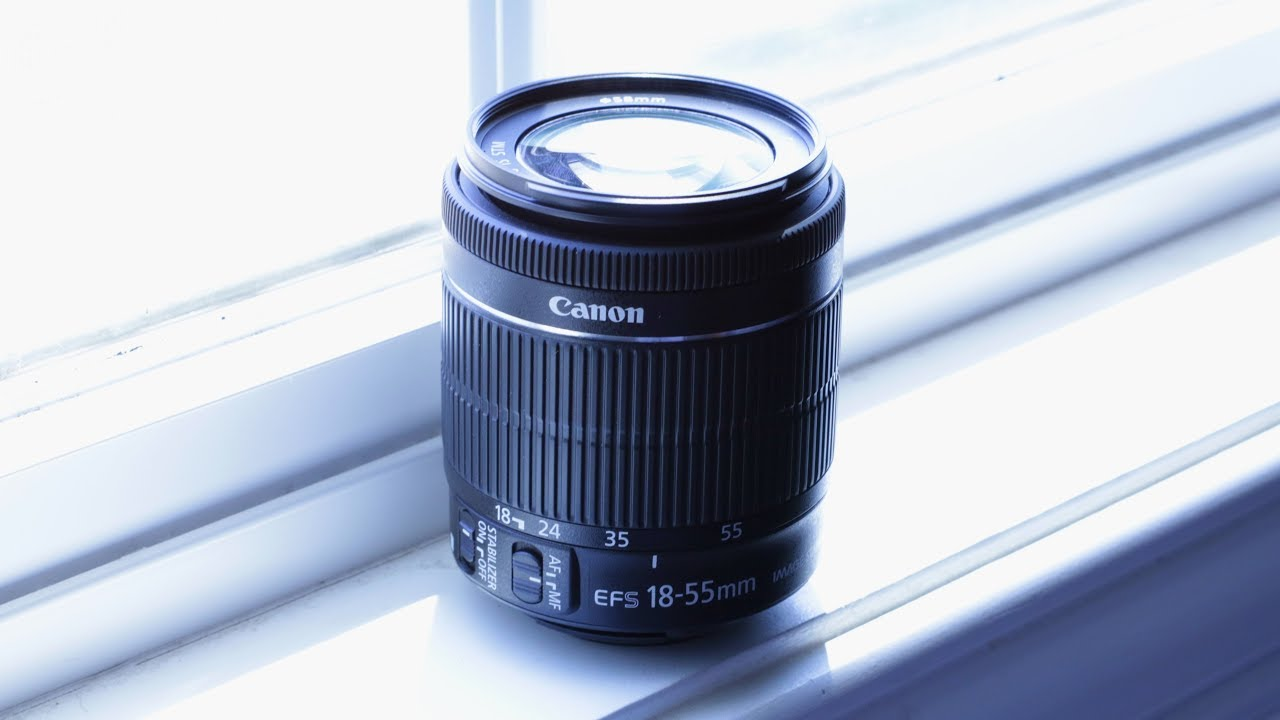 Canon 18-55mm f/3 5-5 6 IS STM Lens review: best lens for beginners? (with  sample photos/videos)