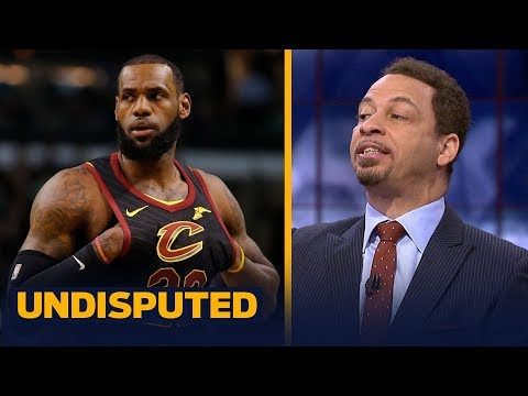 Chris Broussard reacts to the Celtics 102-88 win against LeBron and the Cavaliers | UNDISPUTED