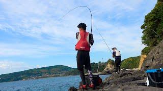 【鹿児島】沖縄の釣り方で挑んだ結果とんでもないのが来た...