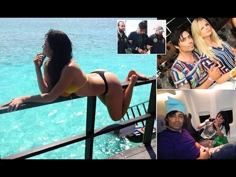 The saucy wife, lavish penthouse and exotic holidays of jet set Russian businessman