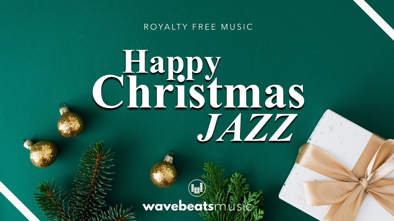 Christmas Jazz Background Music For Video [Royalty Free]