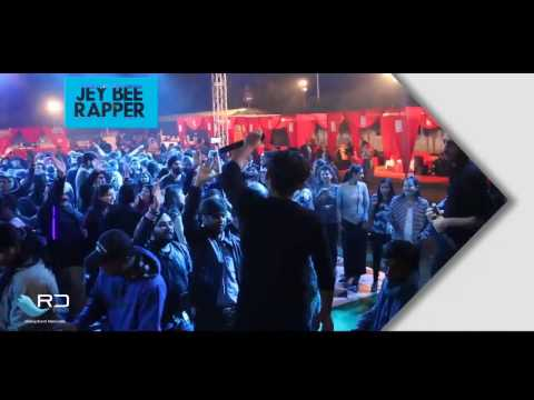 Official Aftermovie : Jey Bee Rapper LIVE @ Kota Club  (Rajasthan)