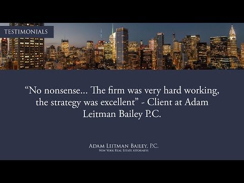 """""""No nonsense... The firm was very hard working, the strategy was excellent"""""""