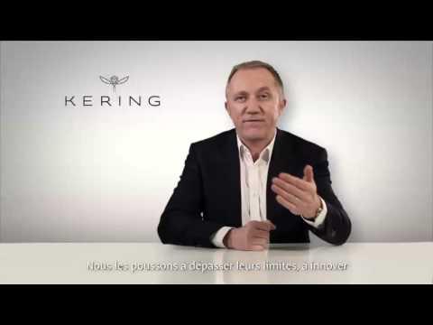 Interview de François-Henri Pinault, PDG du groupe Kering [Vostfr HD]
