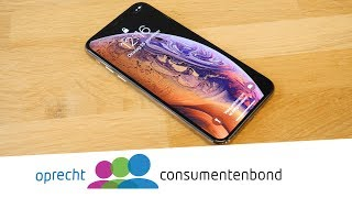 Apple iPhone XS - Review (Consumentenbond)