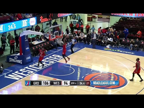 Highlights: Kevin Murphy (32 points)  vs. the Knicks, 3/30/2017