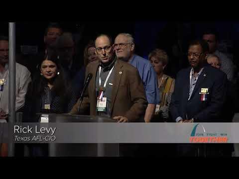 2017 International Convention   Monday, October 23rd   AFL-CIO Video