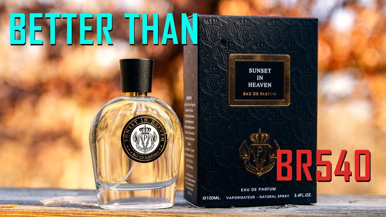 New Parfums Vintage Sunset In Heaven Review Giveaway Mfk