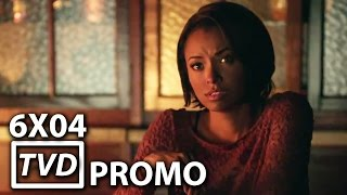 "The Vampire Diaries 6x04 Extended Promo ""Black Hole Sun"""