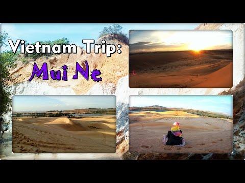 Travel | Vietnam : Mui Ne, Desert of Asia