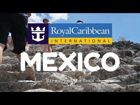 Harmony of the Seas | Mexico | April 2017 | 4K
