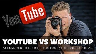 Youtube vs Workshop - ah-photo Video 233