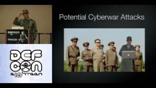 Defcon 18 - Kim Jong il and me - How to build a cyber army to defeat the U S - Charlie Miller
