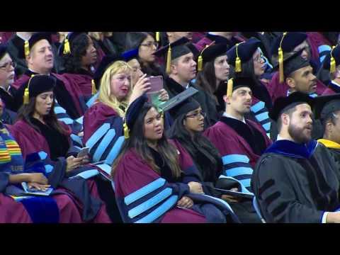 2017 Penn GSE Commencement Speaker -  Robert Moses