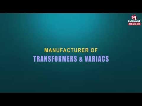 Transformers & Variacs by Radio Electric Pvt. Ltd., Mumbai
