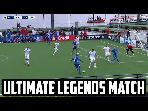 UCL LEGENDS (FULL MATCH) | ft. F2FREESTYLERS, FIGO, SEEDORF, ROBERTO CARLOS & more!