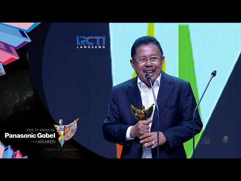 Karni Ilyas | Pemenang Presenter Talkshow Berita Terfavorit | Panasonic Gobel Awards 2018