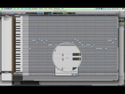 Pro Tools 11 – #26 – Intro to MIDI, Recording MIDI, Instrument Tracks, Quantizing