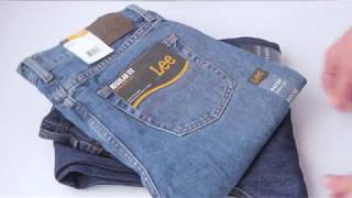 Мужские джинсы Lee regular fit Jeans Lee men