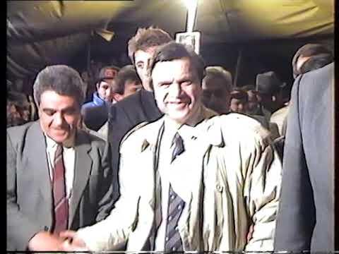 Митинг в Акташ-Аухе продолжение.... 2  Хасбулатов
