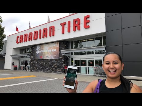 LIVE Amazon FBA Canada Scanning At Canadian Tire!