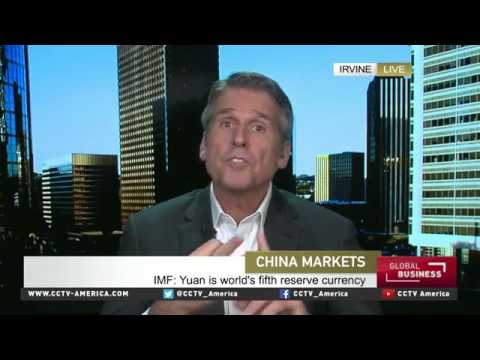 35183 rizne Pervomaisky 019 CCTV America Dan McClory on China's financial markets