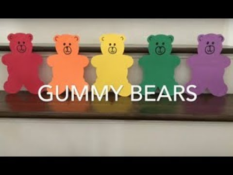 Gummy Bears by Dr. Jean