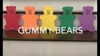 Gummy Bears by Dr. Jean