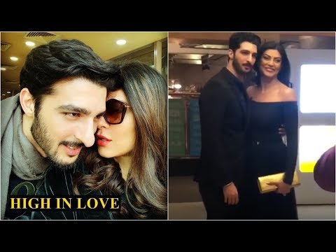 Sushmita Sen's 'jaan', Rohman Shawl, is a perfect boyfriend and here is the proof