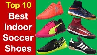 Top 10 Indoor Soccer Shoes – Best Indoor Soccer Shoes 2017