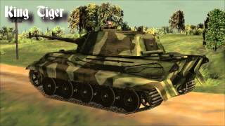 Panzer Elite - PP2X - custom sound pack