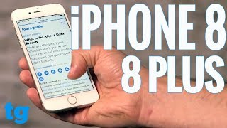 iPhone 8 and 8 Plus Review: Bionic Phones Are Here thumbnail