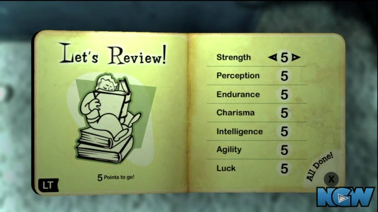 Fallout 3: Baby Steps - You're Special | WikiGameGuides