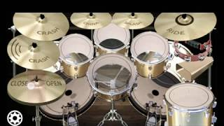 Old song come on me singer Sean Paul ft Drum cover