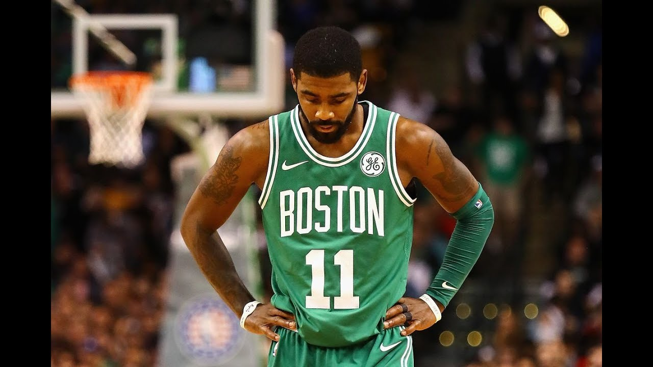 Kyrie Irving Mix NBA Young Boy \