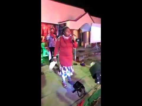 Okaka eze idi ebube (igbo worship) Tonia Omoh