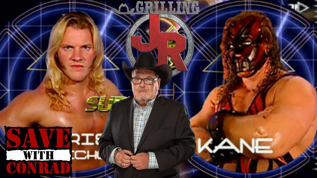 Jim Ross shoots on Kane vs Chris Jericho