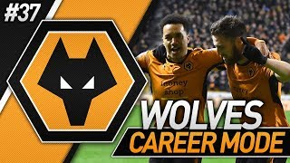 PLEASE FIX THIS EA! FIFA 18 WOLVES CAREER MODE #37