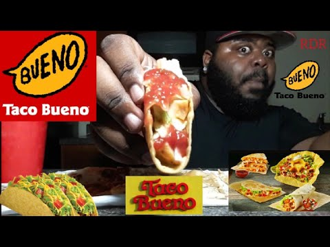 Taco Bueno NEW Marinated Grilled Chicken Review!! [TASTE TEST]