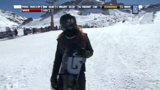 Shaun White's Slopestyle Gold - Winter X Games