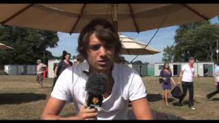Paolo Nutini Interview, V Festival