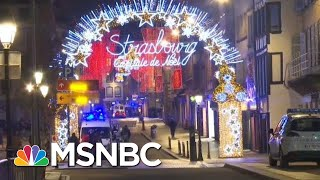 Fatal Shooting Breaks Out At French Christmas Market | MSNBC