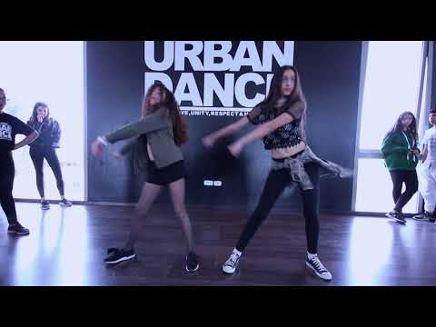 Tiësto & Sevenn - BOOM / Choreography . Jane Kim