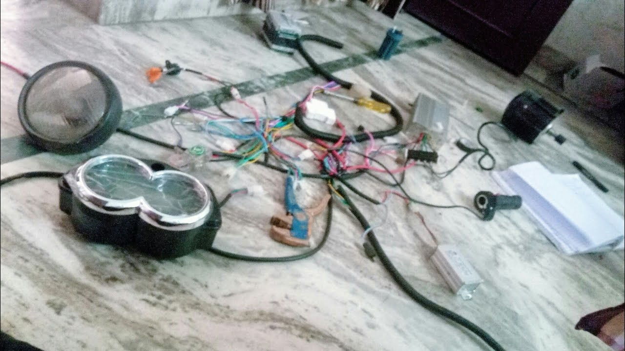 e rickshaw wiring youtube bajaj auto rickshaw wiring diagram auto rickshaw wiring diagram [ 1280 x 720 Pixel ]