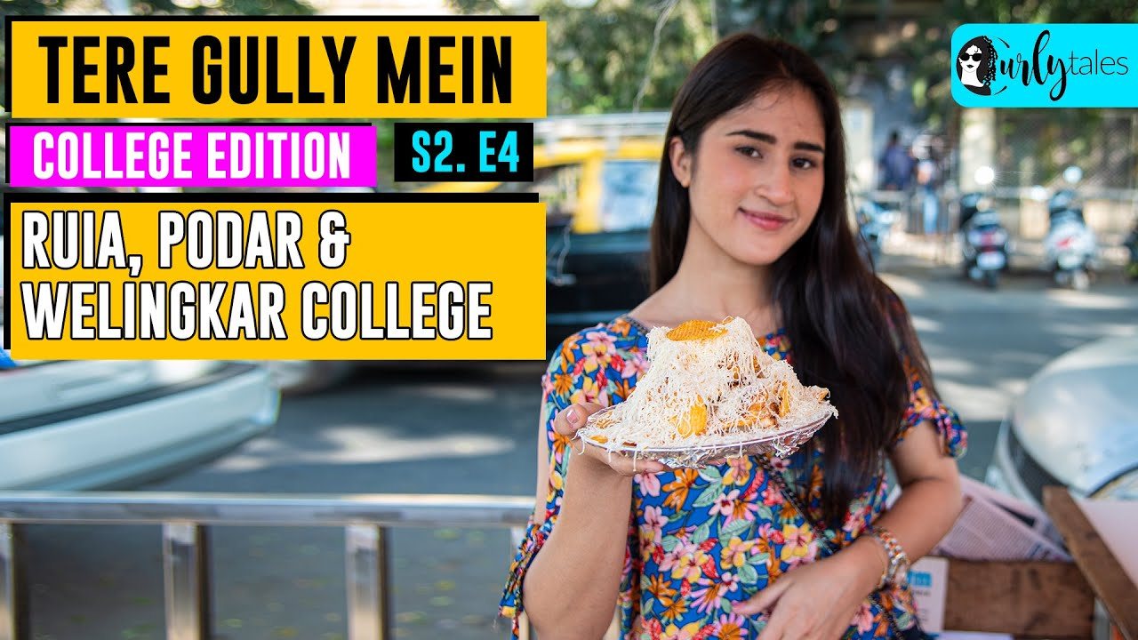 Download Matunga's Top 7 Food Joints Outside Ruia, Podar & Welingkar   Tere Gully Mein College Edition - Ep 4