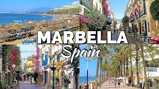 Beautiful MARBELLA / Costa del Sol / Spain