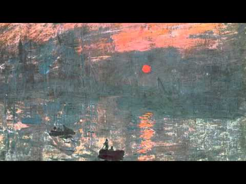 a short overview of impressionism in music and paintaing Impressionism is a 19th-century art movement that originated in other media that became known as impressionist music and impressionist literature overview.
