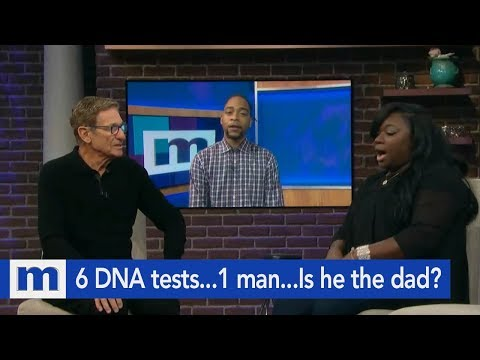 6 Different DNA Tests...1 Man Tested...Is He The Father? | The Maury Show