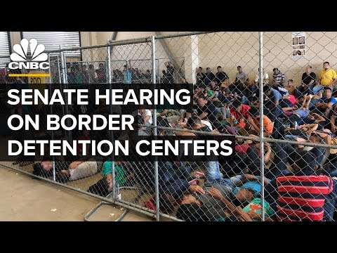 Senate Hearing On Border Migration And Conditions At Detention Centers – 07/30/2019