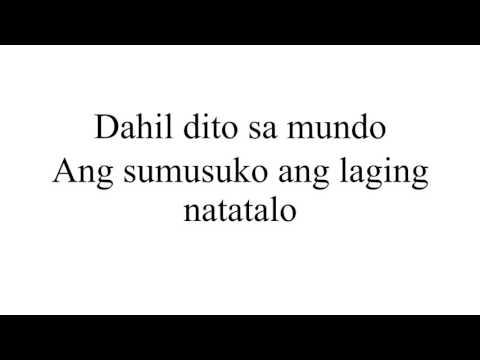 Mangarap ka by Batang Maligaya Lyric Video